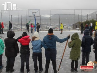 Χειμερινή εκδρομή του κλάδου Προσκόπων Ανατολικής Κρήτης 2020